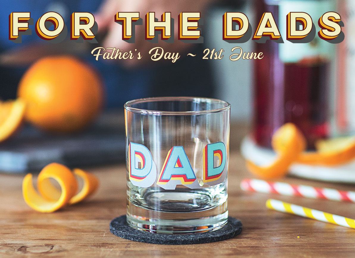 For the dads