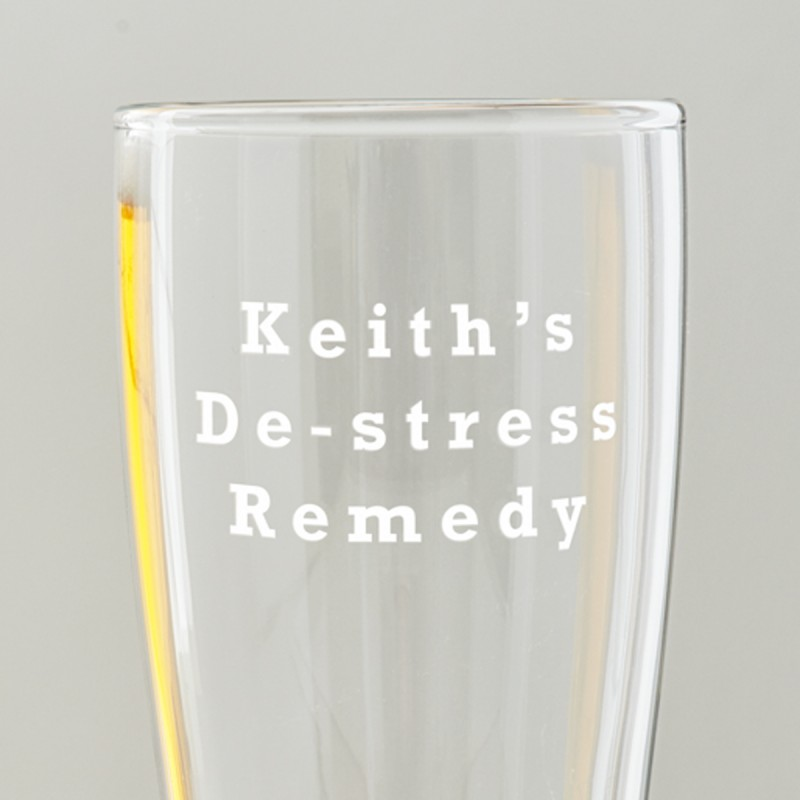 Anti Stress Remedy Glass