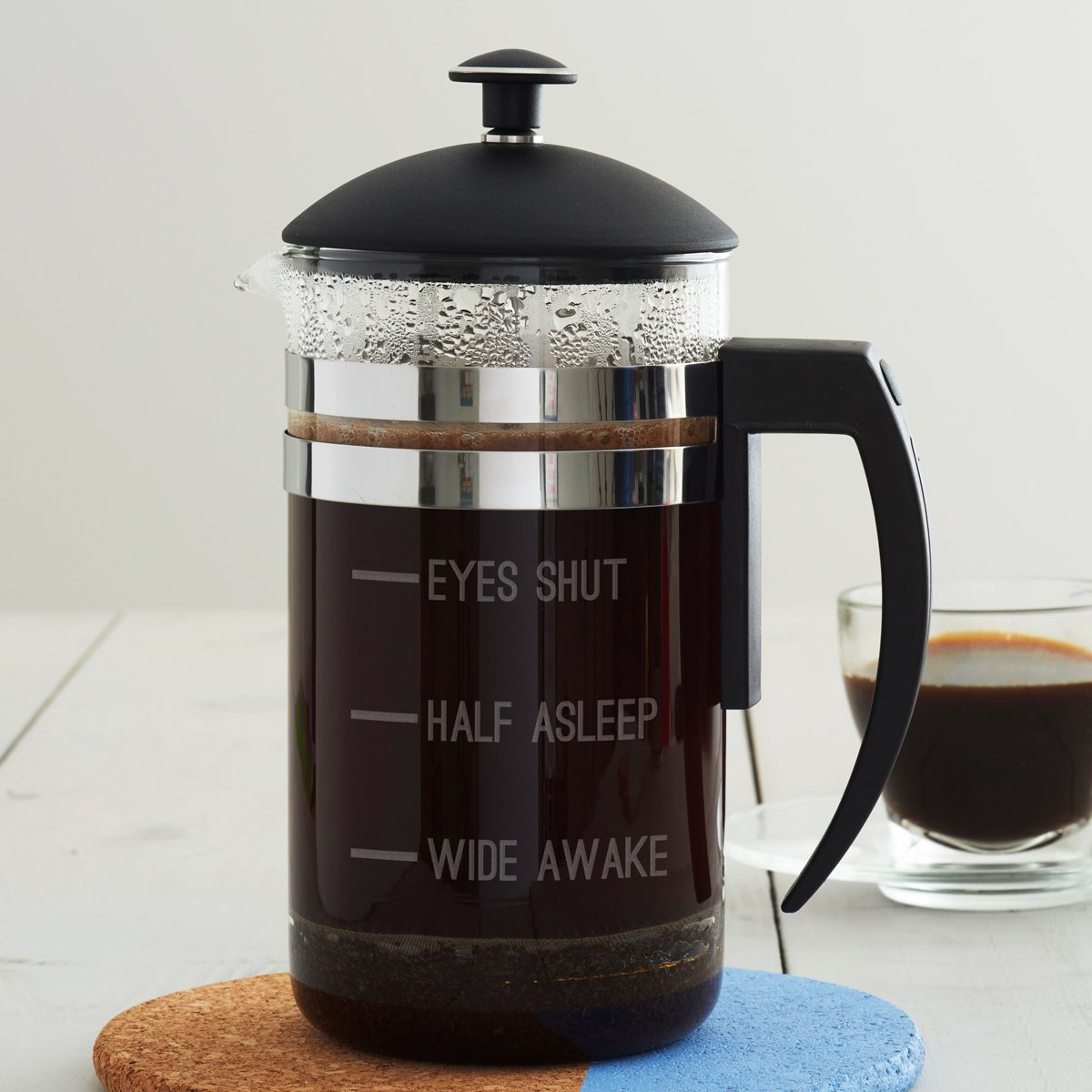 Personalised Measures Cafetiere