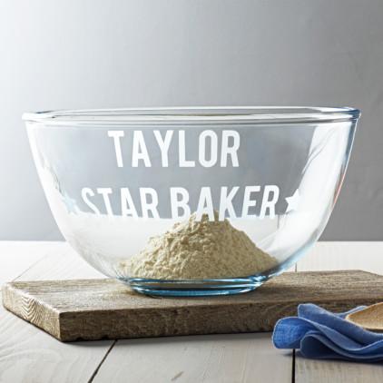 'Star Baker' Pyrex Mixing Bowl