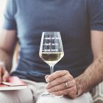 Teachers Wine Glass Lifestyle