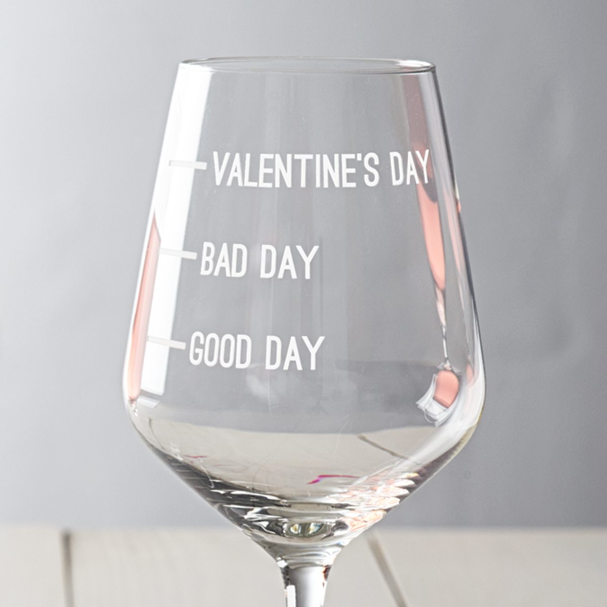 Valentine S Day Wine Glass Becky Broome Becky Broome