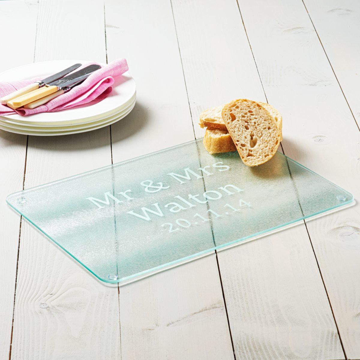 Personalised Wedding Chopping Board