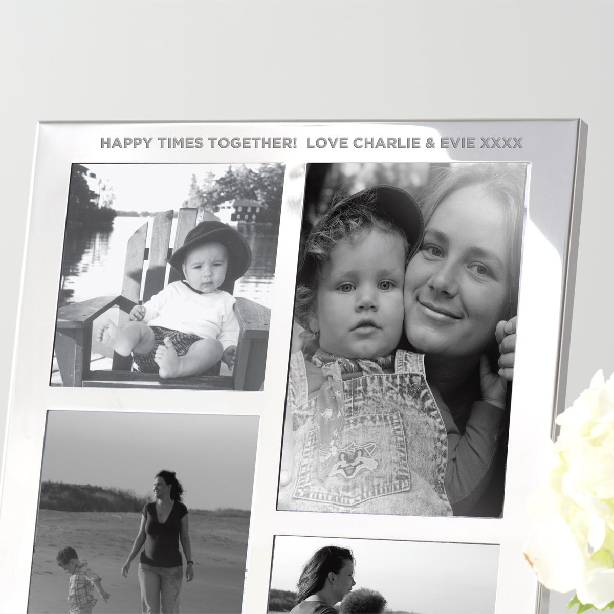 Personalised Multi Frame For Mum