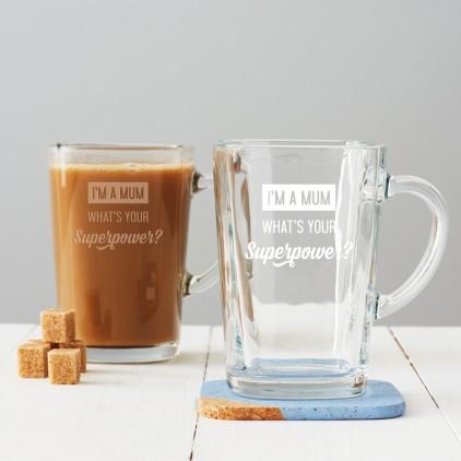 'Mum's Superpower' Mug
