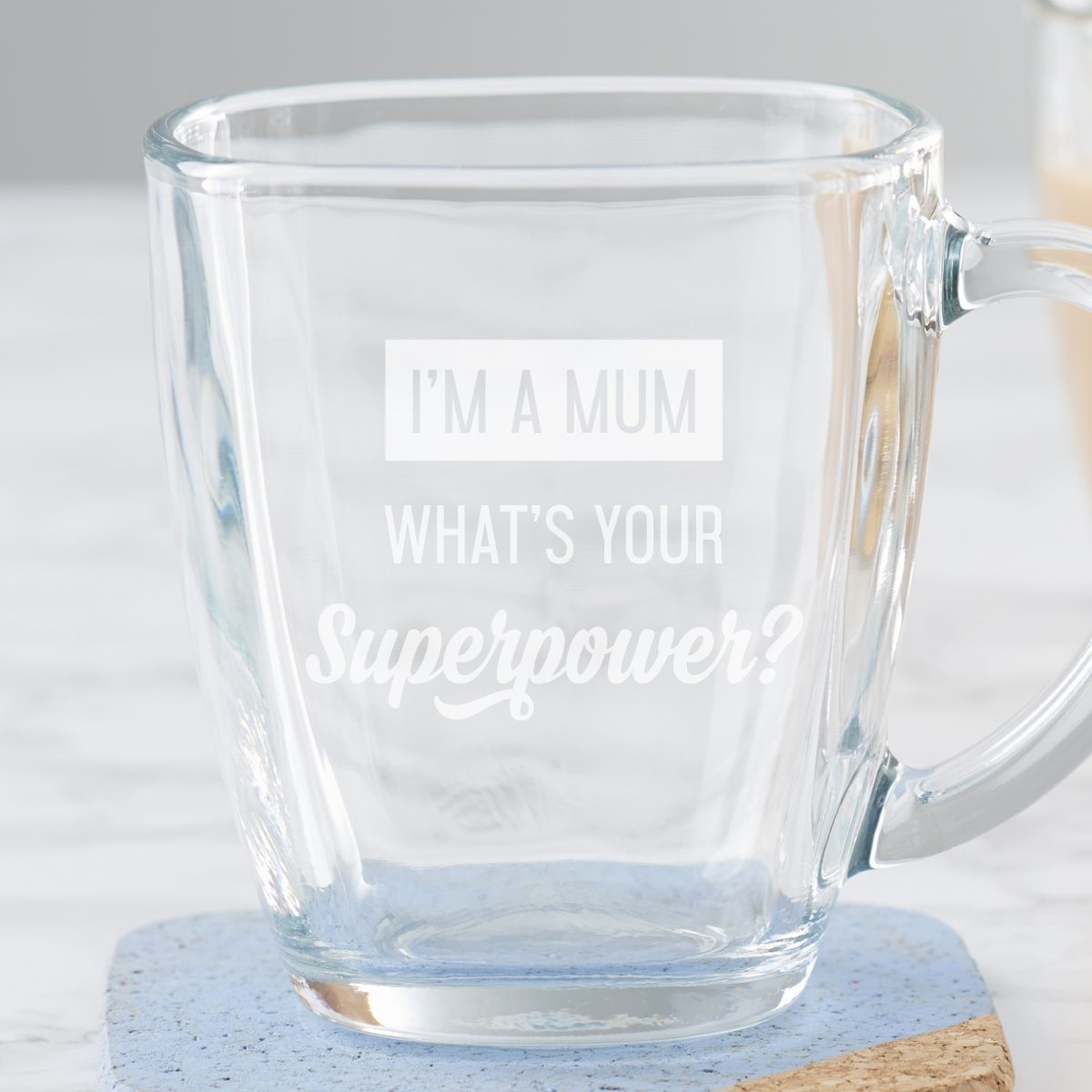 'Mum's Superpower' Mug
