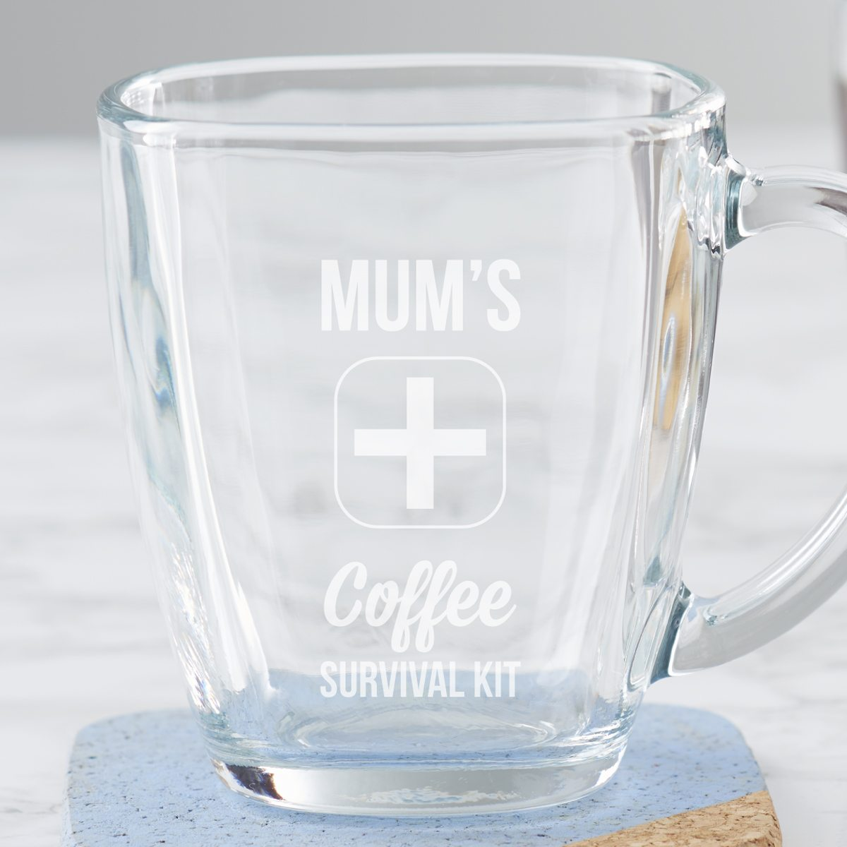 Personalised 'Survival Kit' Mug