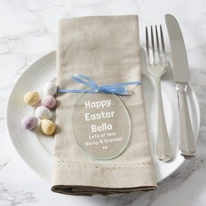 Personalised Easter Decoration