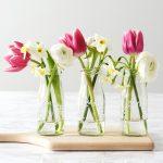'Mum' Bottle Bud Vases
