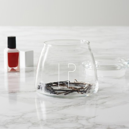 Personalised Initials Beauty Storage Jar