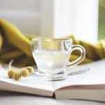 Personalised Teacup & Saucer For Her Lifestyle