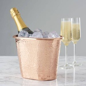 copper wine cooler