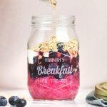 Personalised Breakfast Jar