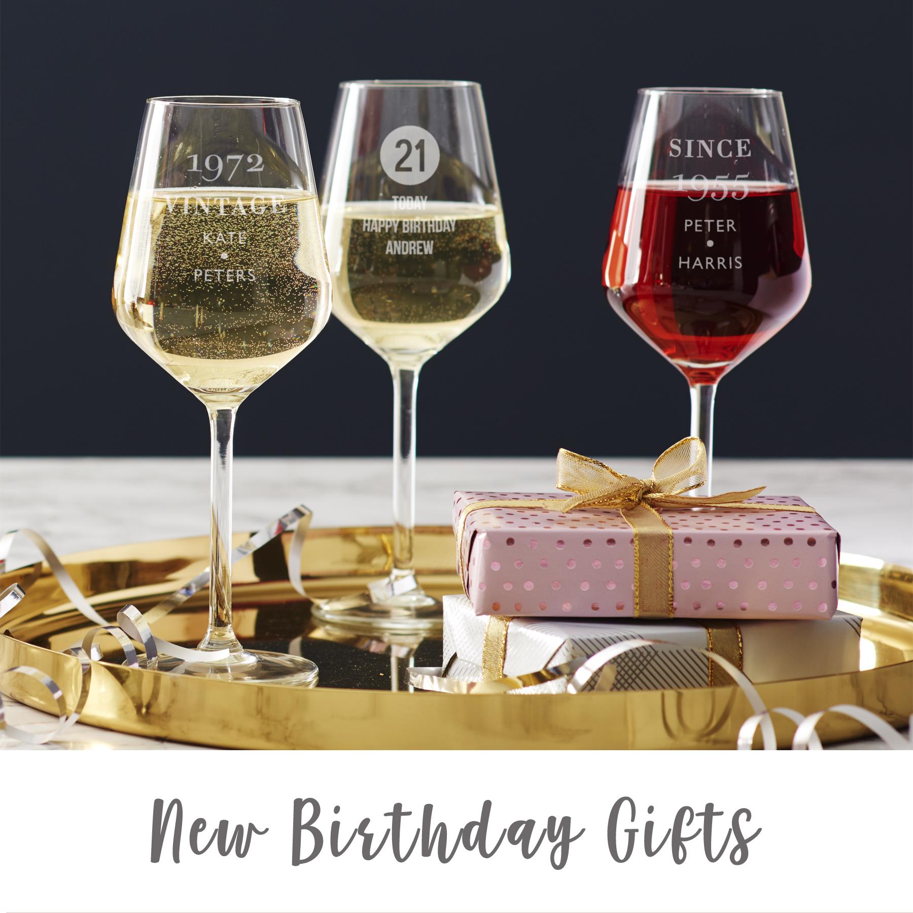 New Birthday Gifts