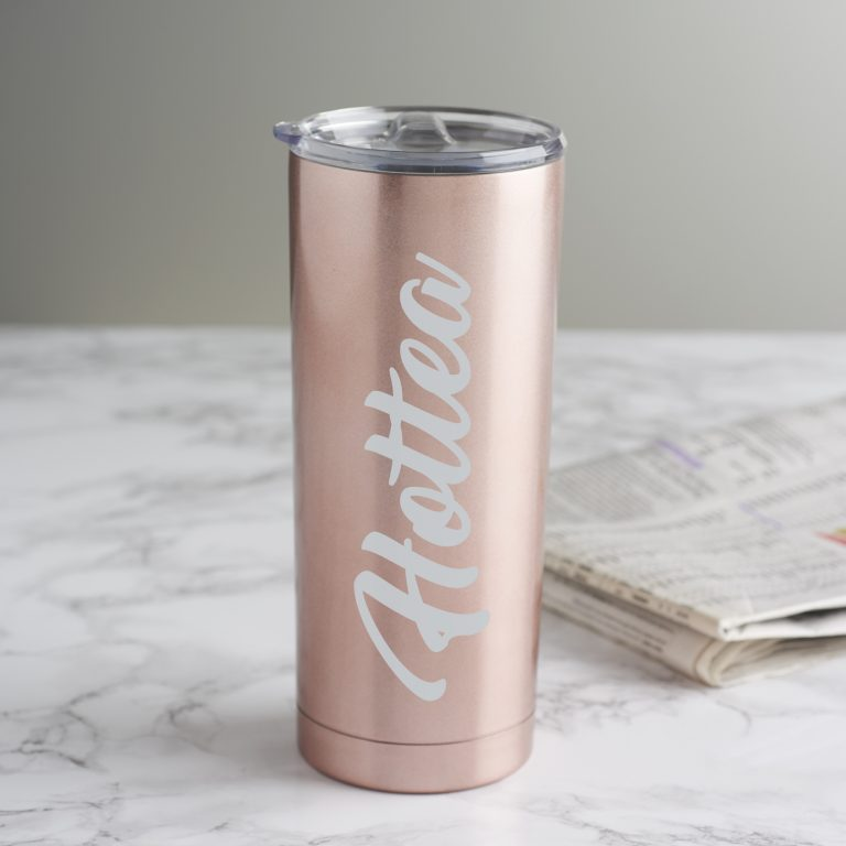 Hottea Travel Cup Rose Gold