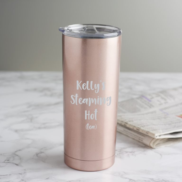 Cheeky Slogan Travel Cup