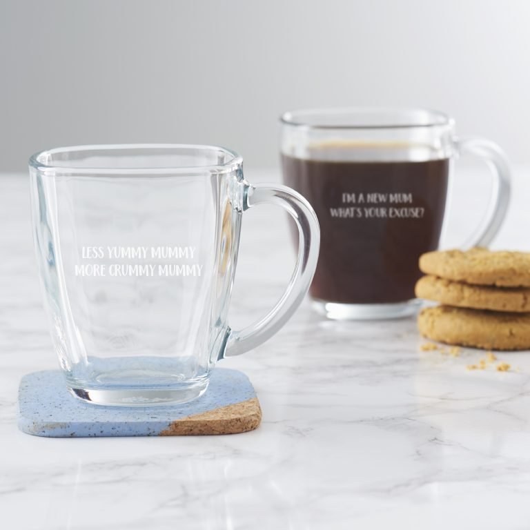 Personalised Funny Slogan Mug for Mum
