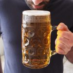Personalised Father & Son Beer Stein Set Single