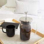 Personalised-First-Fathers-Day-Cafetiere-Bed