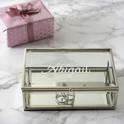Jewellery Box Seconds Design