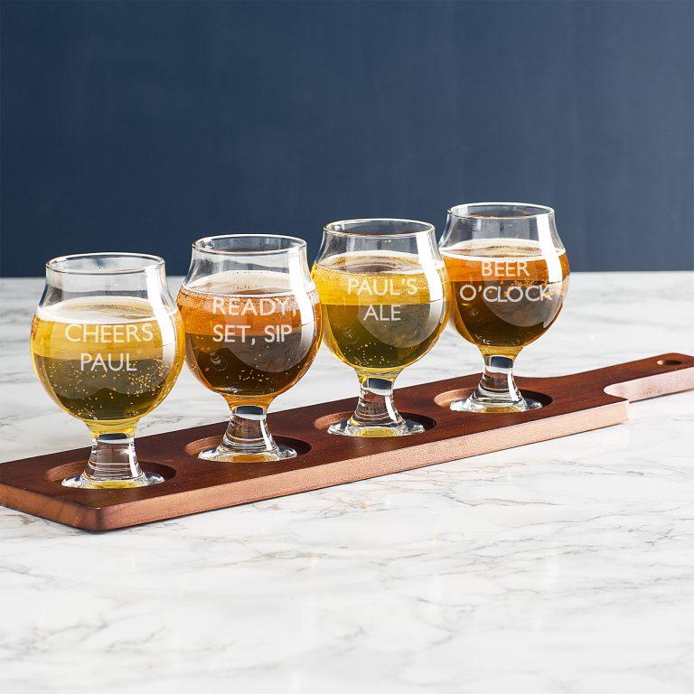 Pers. Craft Beer Flight Set