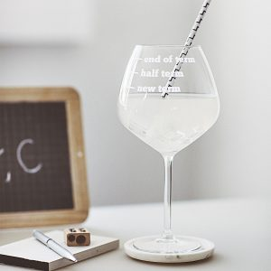 Teachers Gin Glass Lifestyle 1
