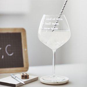 Teachers Gin Glass Lifestyle 1