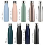 Water Bottle Colours