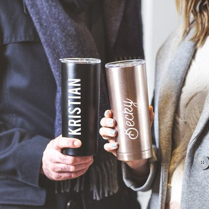 Personalised Name Travel Cup Lifestyle