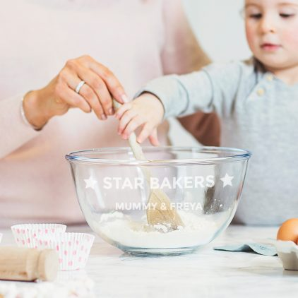 Personalised Mixing Bowl For Mum Lifestyle