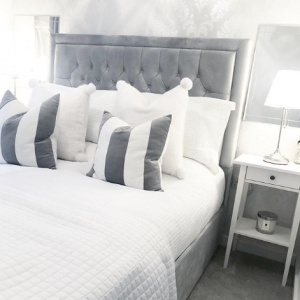 Mrs Hinch Home Spring Refresh Monochrome Bedroom Inspiration