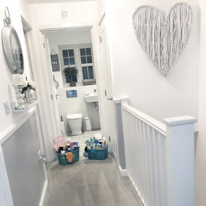 Mrs Hinch Home Spring Refresh Hall and Bathroom cleaning Inspiration