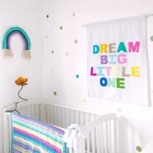 Rebecca Newport Spring Refresh Pastel Baby Room Inspiration