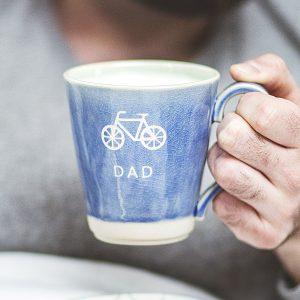 Personalised Hobbies Mug Detail