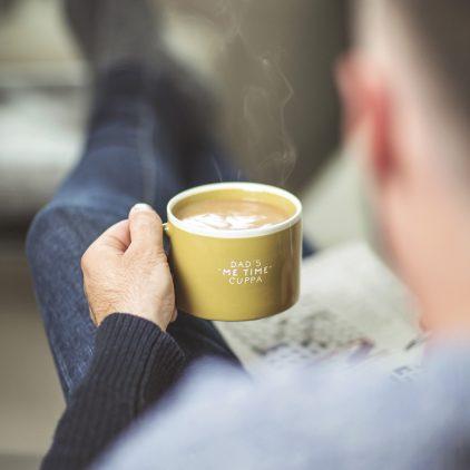 Personalised Dad Mug Lifestyle