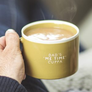 Personalised Dad Mug Lifestyle Detail