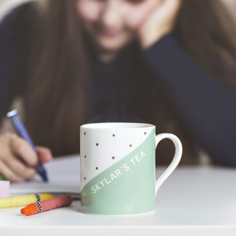 Personalised Mug For Children Lifestyle