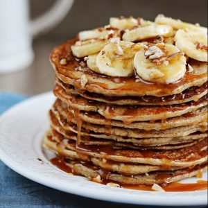 Gluten Free Buckwheat Pancake Recipe