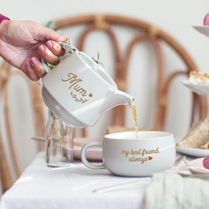 Personalised Tea for One Teapot