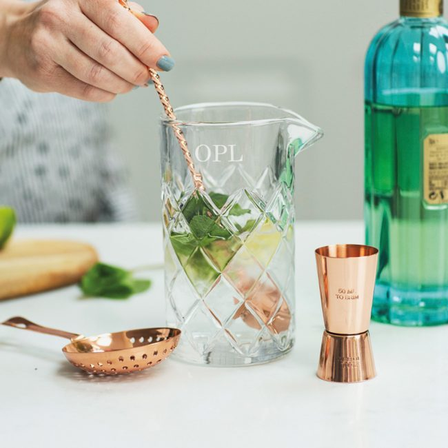 Personalised Cocktail Making Kit
