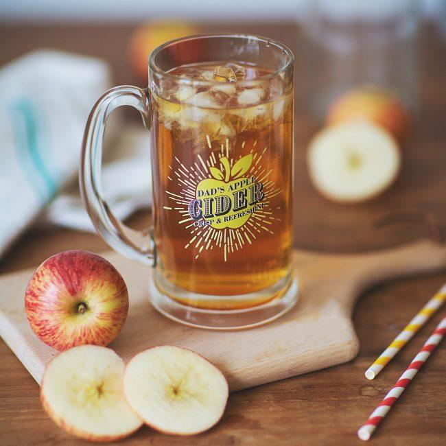 Personalised Cider Tankard